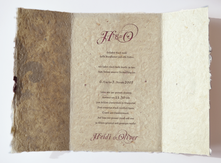 04_Einladung_Mittelalter 20 Lovely Einladungskarten Hochzeit Innentext